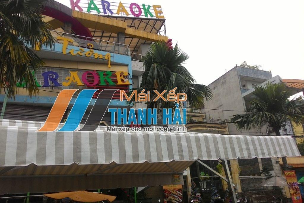 lắp đặt mái hiên giá rẻ tại Bình Tân