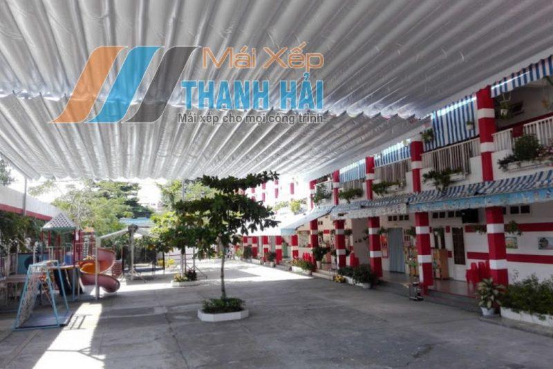 mái xếp giá rẻ tại Hải Phòng