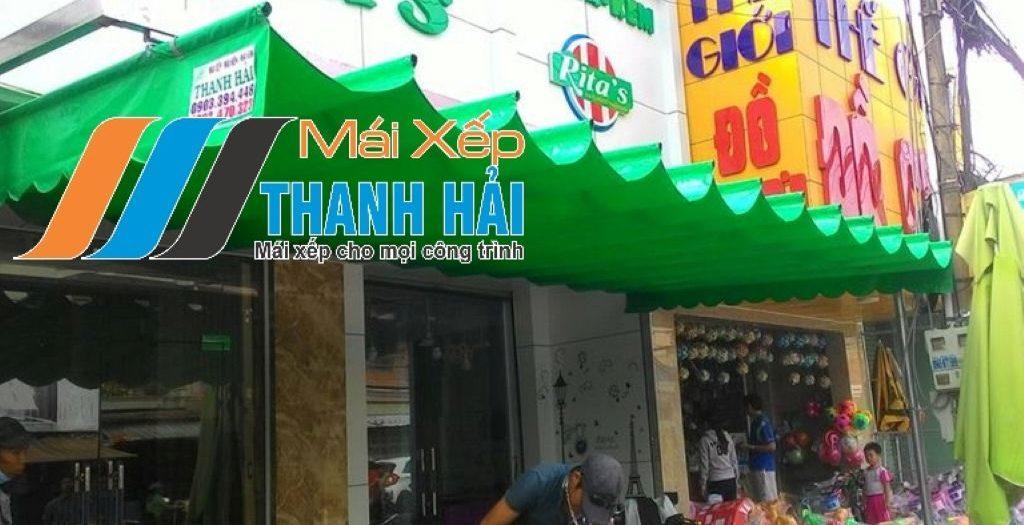 Mái xếp Thanh Hải