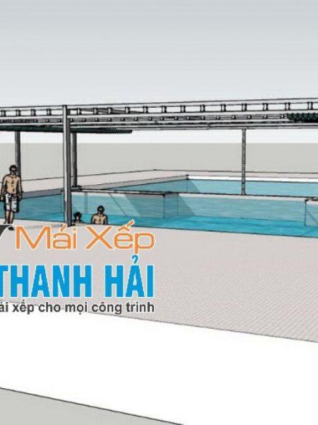 bạt xếp hồ bơi long an
