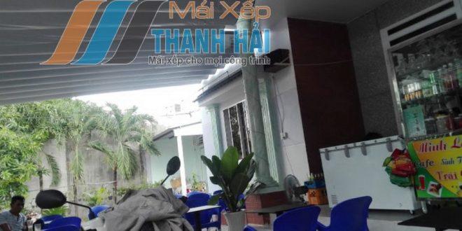 làm mái hiên di động tại quận Phú Nhuận