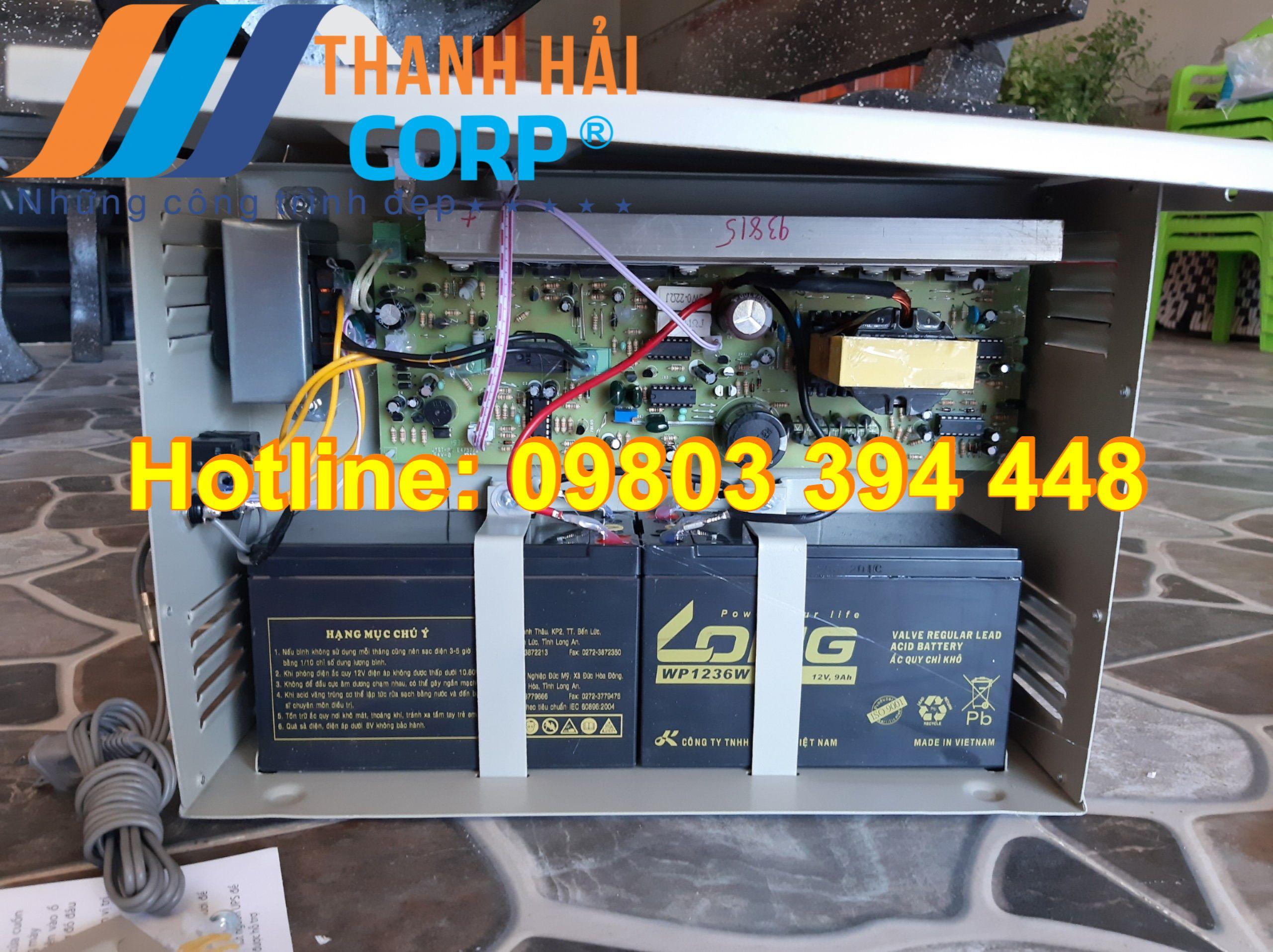 bo mạch bình lưu điện kafer a1000