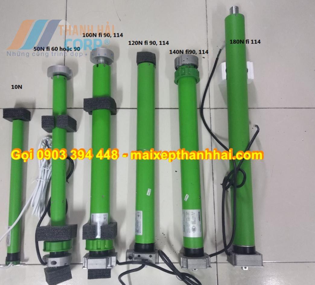 motor ống Dooya