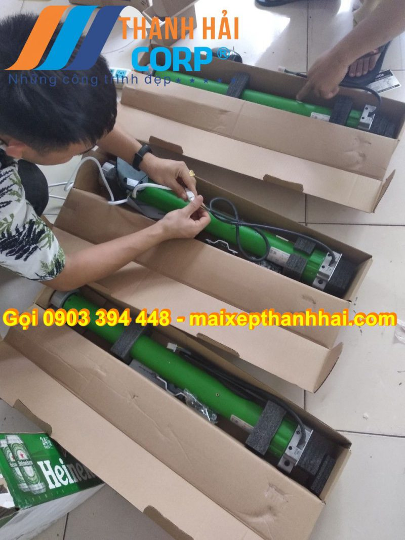 motor ống engines 80n
