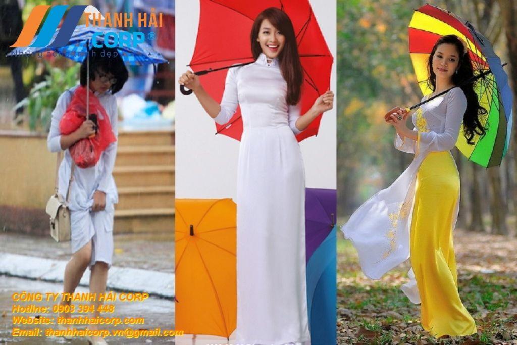 ô dù cầm tay che nắng mưa thời trang ở tphcm
